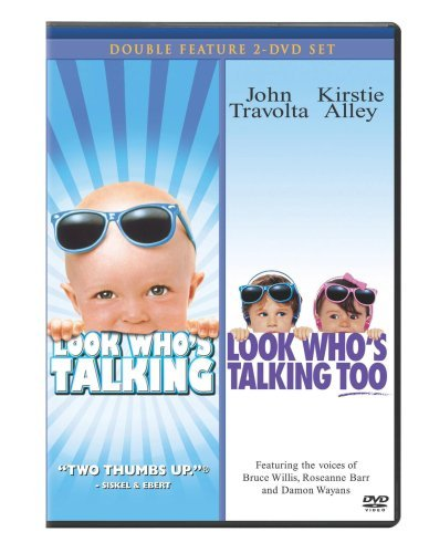 Look Who's Talking Look Who's Look Who's Talking Look Who's Ws Nr 2 DVD