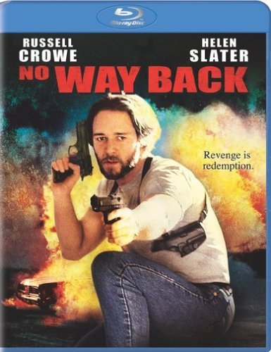 No Way Back Crowe Slater Lerner Blu Ray Ws R