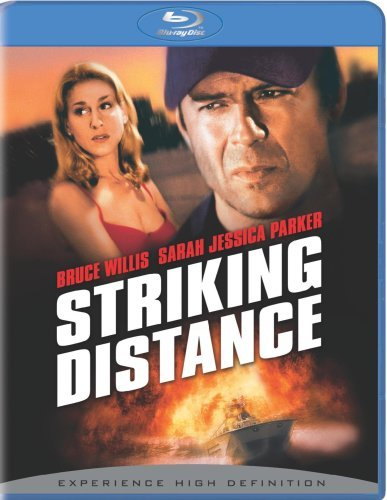 Striking Distance Striking Distance Blu Ray Ws R
