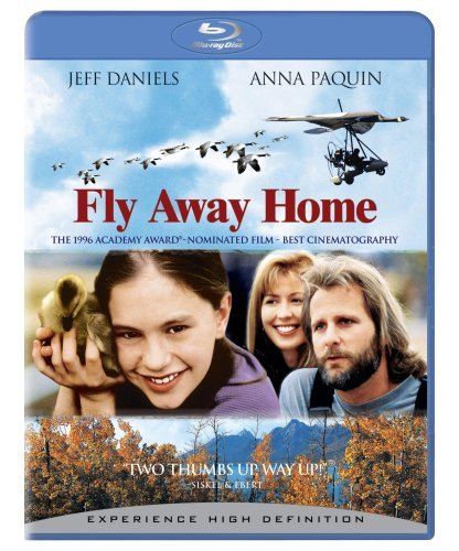 Fly Away Home Daniels Paquin Blu Ray Ws Pg