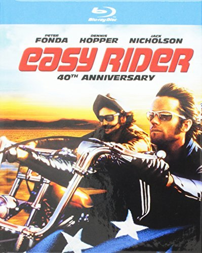 Easy Rider Easy Rider Ws Blu Ray R Incl. Booklet