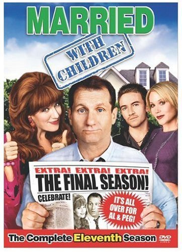 Married With Children Season 11 DVD