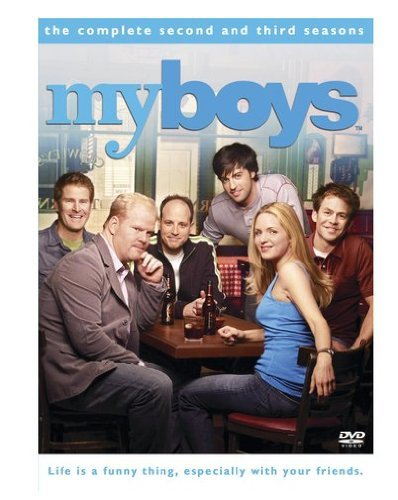 My Boys Season 2 3 Ws Nr 2 DVD