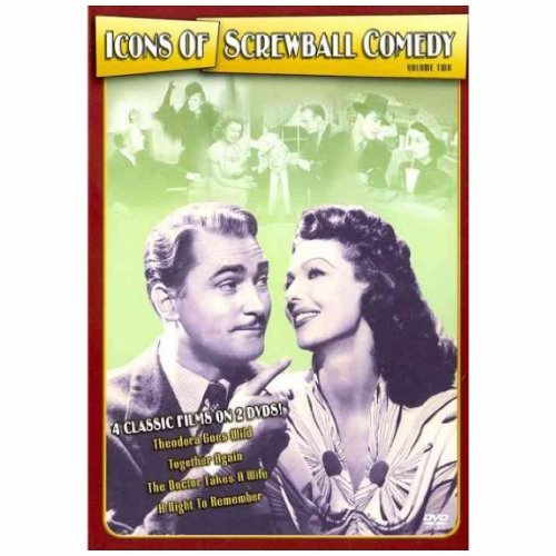 Icons Of Screwball Comedy Vol. 2 Nr 2 DVD