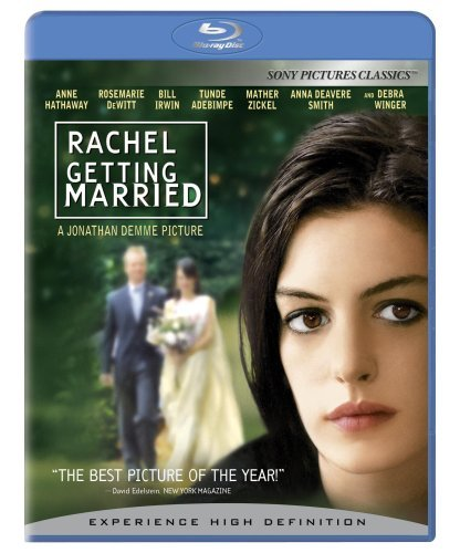 Rachel Getting Married Hathaway Winger Irwin Blu Ray Ws R