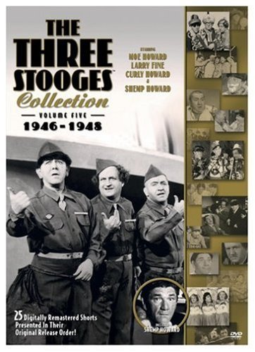 Three Stooges Collection 1946 Three Stooges Nr 2 DVD