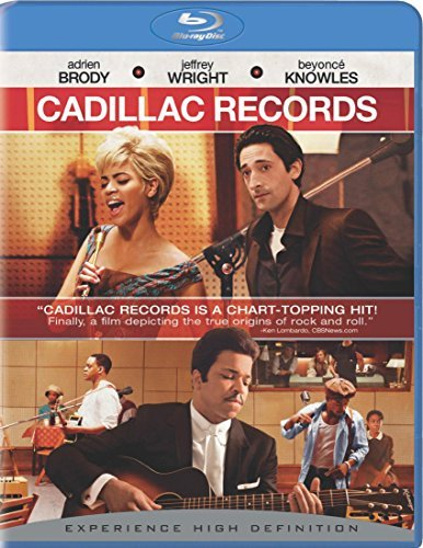Cadillac Records Brody Knowles Chriqui Blu Ray Ws R