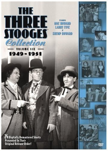 Three Stooges Collection 1949 Three Stooges Collection 1949 Ws Volume 6 1949 1951