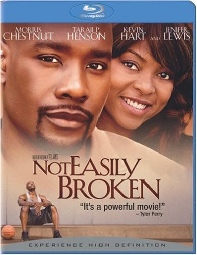 Not Easily Broken Chestnut Henson Quinlan Blu Ray Ws Pg13