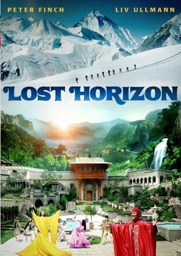 Lost Horizon (1973) Finch Gielgud Boyer DVD R G
