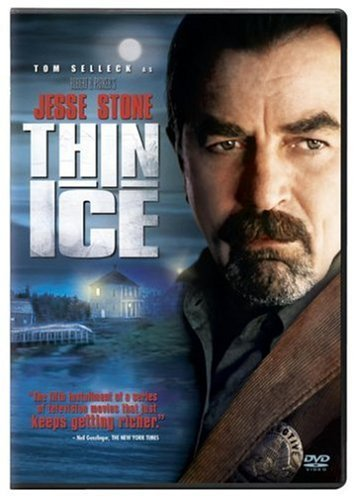 Jesse Stone Thin Ice Tom Selleck DVD Nr Ws