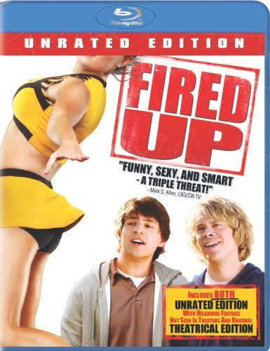 Fired Up D'agosto Olsen Roemer Mccord Blu Ray Ws Ur 2 Br