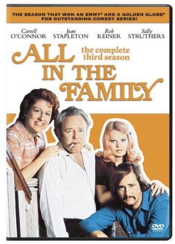 All In The Family Season 3 DVD