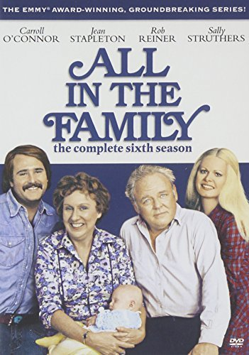 All In The Family Season 6 DVD