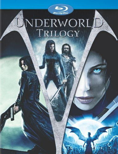 Underworld Trilogy Underworld Evolution Rise Of T Ws Blu Ray Nr 3 DVD