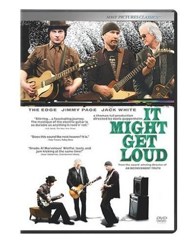 It Might Get Loud Page White Edge DVD Ws