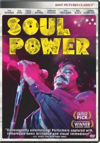 Soul Power Soul Power Ws Pg13