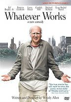 Whatever Works David Wood Clarkson Ws