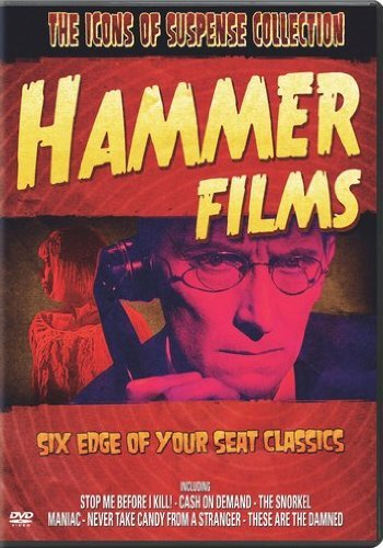 Icons Of Suspense Hammer Film Icons Of Suspense Hammer Film Nr 3 DVD