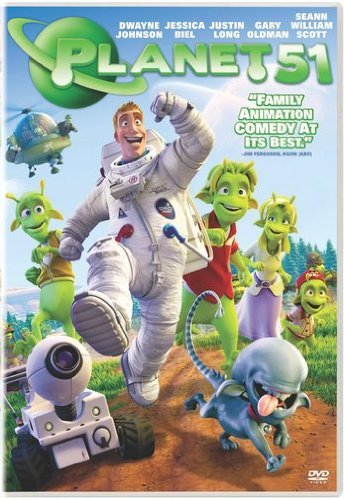 Planet 51 Planet 51 Ws Pg