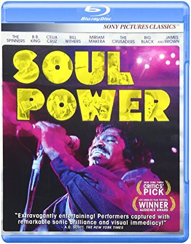 Soul Power Soul Power Blu Ray Ws Pg13