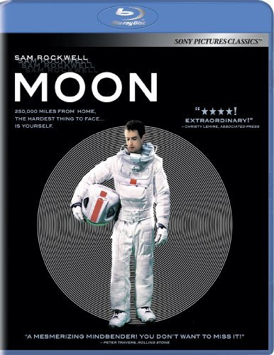 Moon Rockwell Spacey Blu Ray Ws R