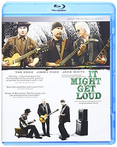 It Might Get Loud It Might Get Loud Blu Ray Ws Pg