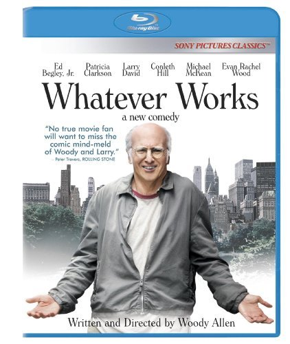 Whatever Works David Wood Clarkson Blu Ray Ws Pg13