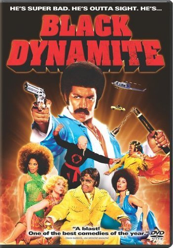 Black Dynamite White Davidson Whitfield Hall Ws R