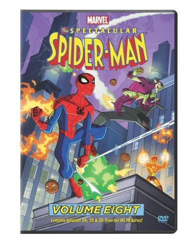 Spectacular Spider Man Vol. 8 Ws Tvy7