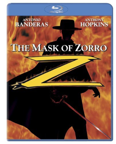Mask Of Zorro Mask Of Zorro Blu Ray Ws Pg13