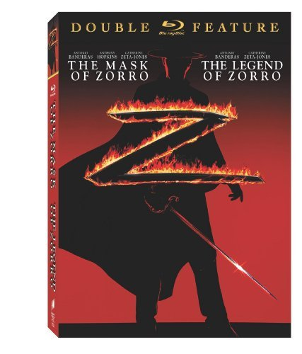 Legend Of Zorro Mask Of Zorro Legend Of Zorro Mask Of Zorro Blu Ray Ws Pg13 2 Br