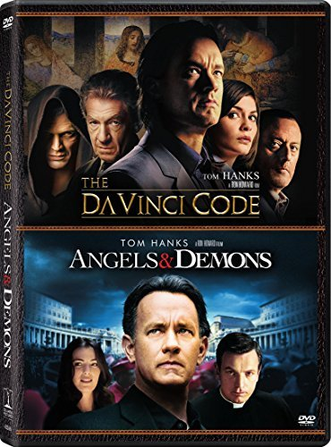 Angels & Demons Da Vinci Code Double Feature 5 Disc Ltd Ed Nr 2 DVD