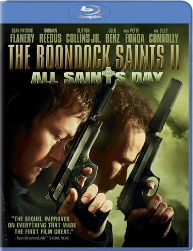 Boondock Saints 2 All Saints Reedus Flanery Connolly Blu Ray Ws R