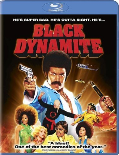 Black Dynamite White Davidson Whitfield Hall Blu Ray Ws R