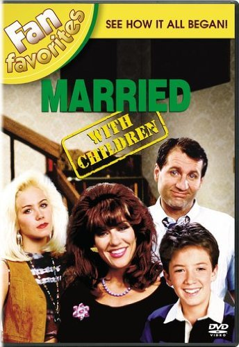 Married With Children Fan Favorites DVD