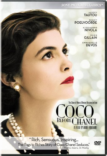 Coco Before Chanel Tautou Poelvoorde Nivola Ws Pg13