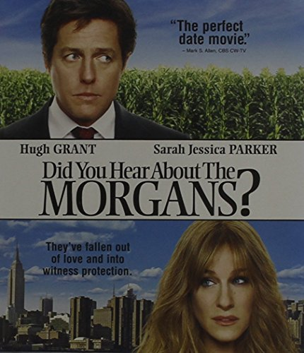 Did You Hear About The Morgans Parker Grant Elliott Blu Ray Ws Pg13