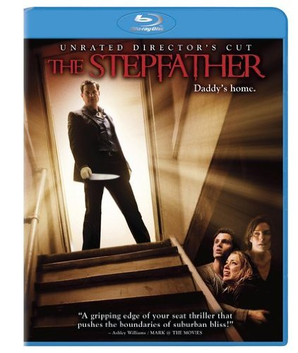 Stepfather (2009) Badgley Walsh Ward Blu Ray Ws Ur