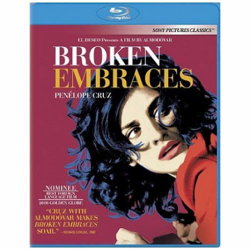 Broken Embraces Cruz Gomez Blu Ray Ws Spa Lng R
