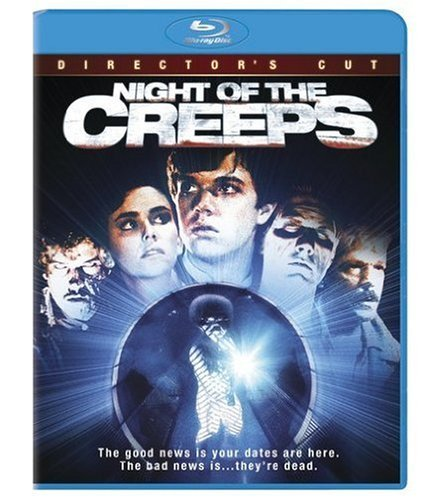 Night Of The Creeps Night Of The Creeps Blu Ray Ws R