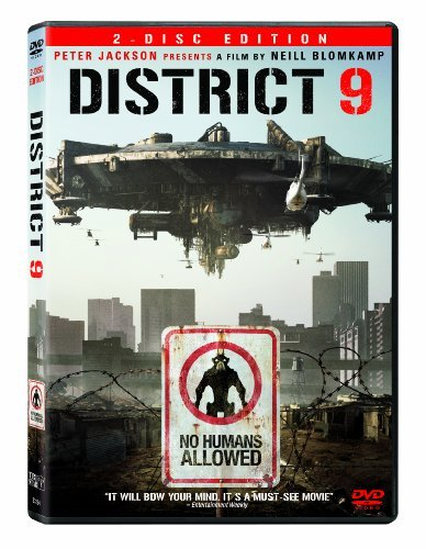 District 9 Cope Copely Ws R 2 DVD