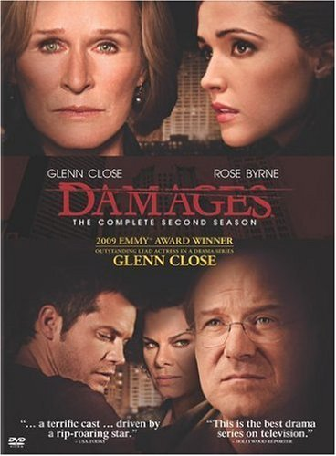 Damages Season 2 Ws R 3 DVD