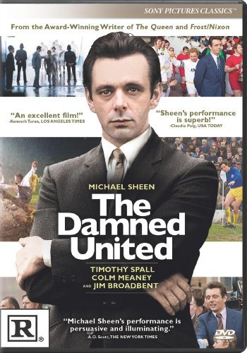 Damned United Sheen Broadbent Spall Meaney Ws R