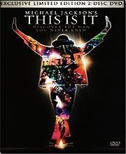 Michael Jackson's Michael Jackson's This Is It 2 Disc Limited Edition Michael Jackson's This Is It