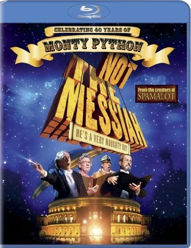 Not The Messiah Monty Python's Flying Circus Blu Ray Ws Pg