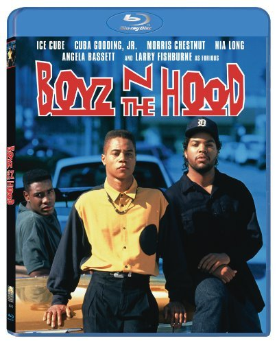 Boyz N The Hood Cube Gooding Jr. Chestnut Fish Blu Ray Aws R