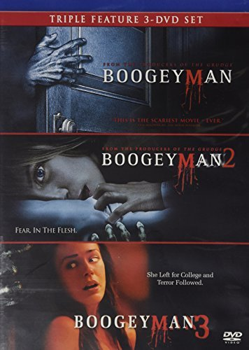 Barry Watson Emily Deschanel Danielle Savre Matt C Boogeyman Triple Feature 1 2 3