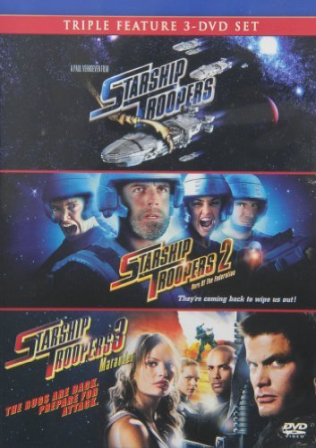 Starship Troopers 1 3 Starship Troopers 1 3 Nr 3 DVD