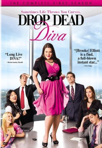 Drop Dead Diva Season 1 DVD